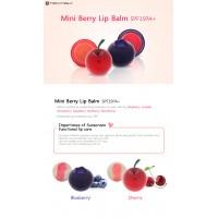 Бальзам для губ Tony Moly Mini Berry Lip Balm Blueberry