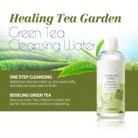 Средство для снятия макияжа The Saem Healing Tea Garden Green Tea Lip & Eye Remover (150 мл)
