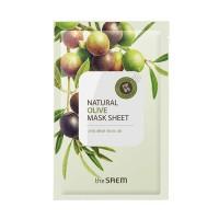 Тканевая маска The Saem Natural Olive Mask Sheet