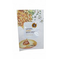 Тканевая маска The Saem Natural Honey Mask Sheet