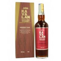 Виски Kavalan Ex-Sherry Oak (0,7 л) GB