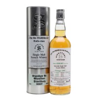 Виски Signatory Vintage Glenlivet Un-chillfiltered, 2007 (0,7 л) Tube