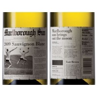Вино Saint Clair Marlborough Sun Sauvignon Blanc (0,75 л)
