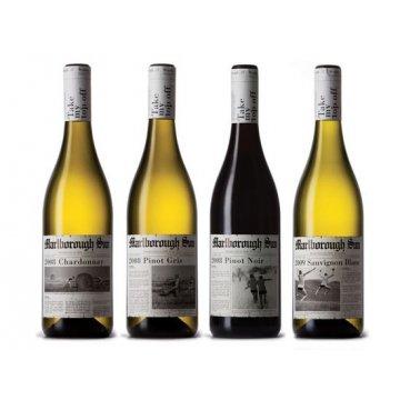 Вино Saint Clair Marlborough Sun Sauvignon Blanc (0,75 л)