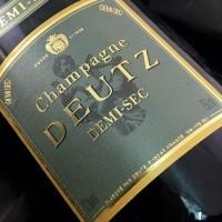 Шампанское Deutz Demi-Sec, 2012 (0,75 л)