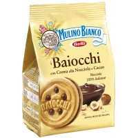 Печенье Mulino Bianco Baiocchi Nocciola (260 г)