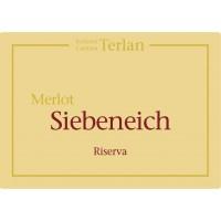 Вино Cantina Terlano Merlot Riserva Siebeneich, 2015 (0,75 л)