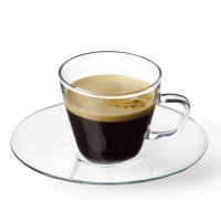 Набор чашек с блюдцами Simax Presso (4 шт. 0,08 л)