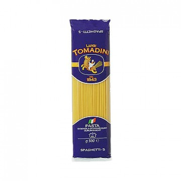 Спагетти Luigi Tomadini №5 Spaghetti (500 г)