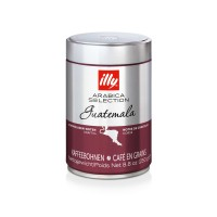 Кофе ILLY Arabica Selection Whole Bean Guatemala (250 г)