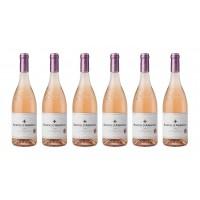 Игристое вино Baron d'Arignac Rose Demi-Sec sparkling (0,75 л)