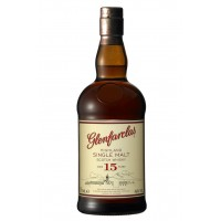 Виски Glenfarclas 15 Years Old (0,7 л) + 2 стакана
