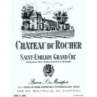 Вино Chateau du Rocher, 2015 (0,75 л)