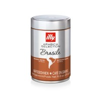 Кофе ILLY Arabica Selection Whole Bean Brasile (250 г)
