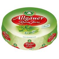 Сыр Альгойський c травами (Kaserei) 65%