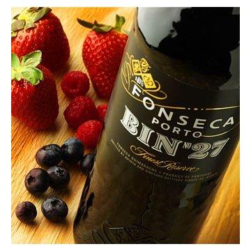 Вино Fonseca Bin Ruby №27 (0,75 л)