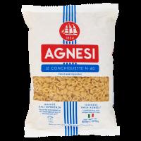 Макароны Agnesi Le Conchigliette №40, 500 г