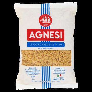 Макароны Agnesi Le Conchigliette №40 (500 г)