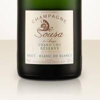 Шампанское De Sousa Brut Reserve (0,75 л)