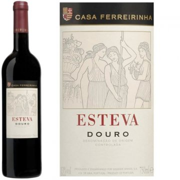 Вино Esteva Douro Red Casa Ferreirinha (0,75 л)