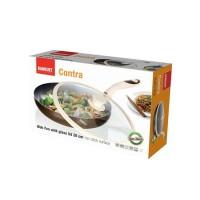 Сковорода Banquet Contra с крышкой (28 см)