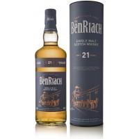 Виски BenRiach 21 Years Old (0,7 л)