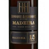Вино Henriques & Henriques Malvasia 15 Years Old (0,5 л)