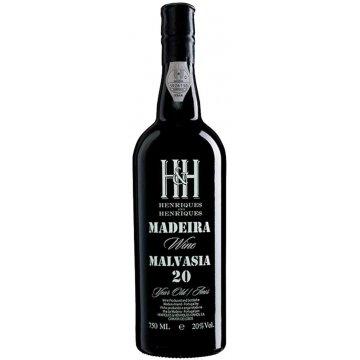 Вино Henriques & Henriques Malvasia 20 Years Old (0,75 л)