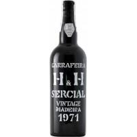 Вино Henriques & Henriques Sercial, 1971 (0,75 л)
