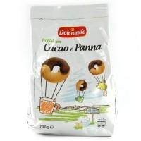 Печенье Dolciando Frollini con Cacao e Pana (700 г)