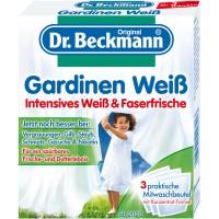 Средство для отбеливания гардин и занавесок Gardinen Weiss Dr.Beckmann, 3х40 г