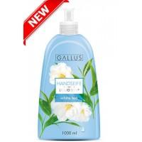 Жидкое мыло Gallus Handseife White Tea (1000 мл)