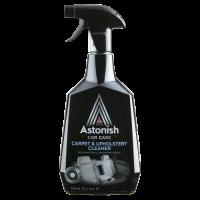 Средство для очистки обивки авто Astonish CAR CARPET & UPHOLSTERY (750 мл).