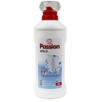 Гель для стирки Passion Gold Professional White 55 ст, 2 л