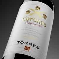 Вино Torres Coronas Tempranillo, 2016 (0,75 л)
