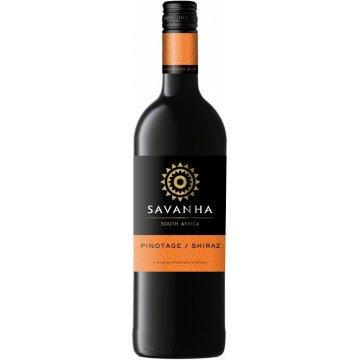 Вино Spier Wines Pinotage/Shiraz Savanha (0,75 л)