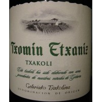 Вино  Txomin Etxaniz Txakoli (0,75 л)
