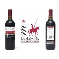 Вино Don Luciano Crianza la Mancha (0,75 л)