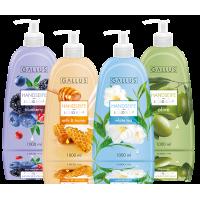 Жидкое мыло Gallus Handseife Blueberry (1000 мл)