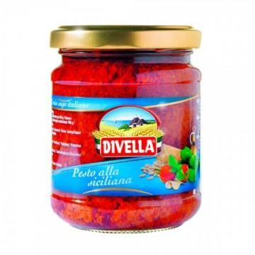 Соус Divella Pesto Alla Siciliana (190 г)