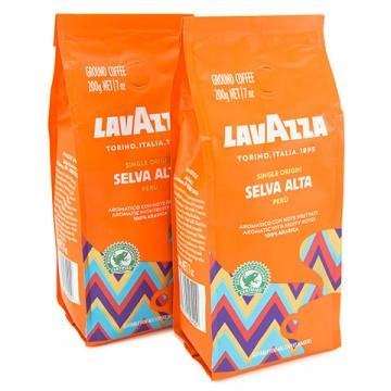 Кофе Lavazza Selvia Alta Peru (молотый), 200 г