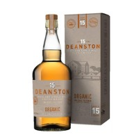 Виски Deanston Organic 15 Years Old (0,7 л)