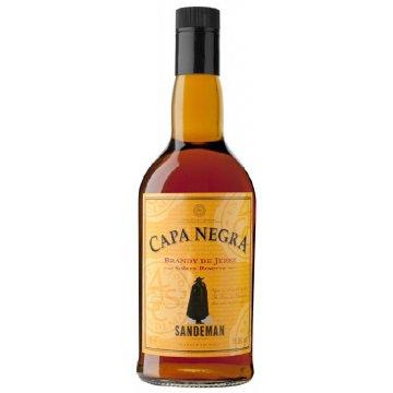 Бренди Sandeman Capa Negra (0,7 л)