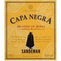 Коньяк Sandeman Capa Negra (0,7 л)
