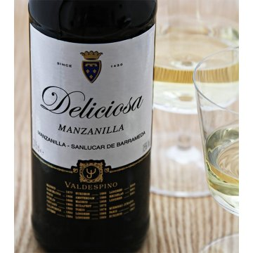 Вино Valdespino Manzanilla Deliciosa (0,75 л)