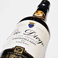 Вино Valdespino Amontillado Tio Diego (0,75 л)