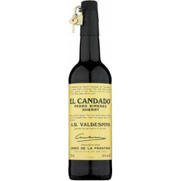 Вино Valdespino Pedro Ximinez El Candado (0,75 л)