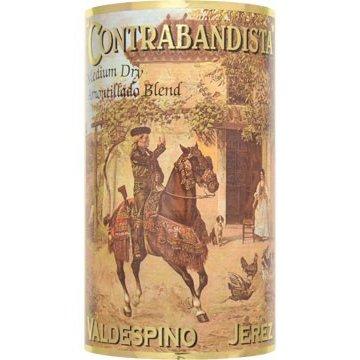 Вино Valdespino Contrabandista Medium Dry (0,75 л)