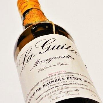 Вино Hijos de Rainera Perez Marin Вино Manzanilla LaGuita Hijos de Rainera Perez Marin (0,375 л)
