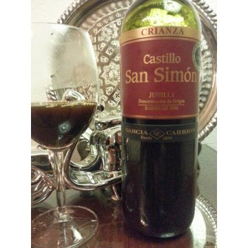 Вино Castillo San Simon Crianza (0,75 л)